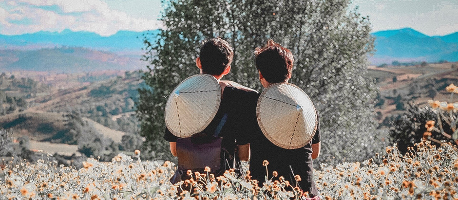 LGBT စုံတွဲလေးတွေ သွားလည်ဖို့ အကောင်းဆုံး ကမ္ဘာပေါ်က နေရာ (၁၀) ခု