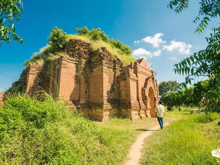 နှစ်ပေါင်း ၇၀၀ ကျော် ပင်းယခေတ်က ဂူဘုရားကြီး ၃ ဆူ