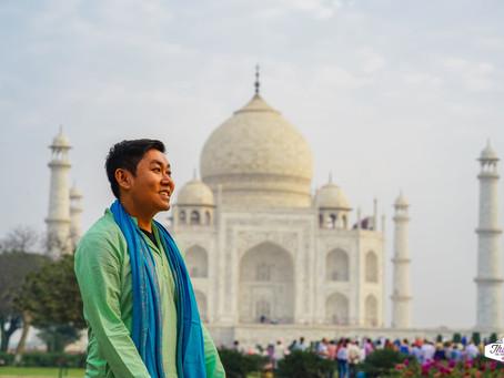 အချစ်ကြောင့်ဖြစ်တည်သော အလွမ်းဗိမ္ဗာန် Taj Mahal
