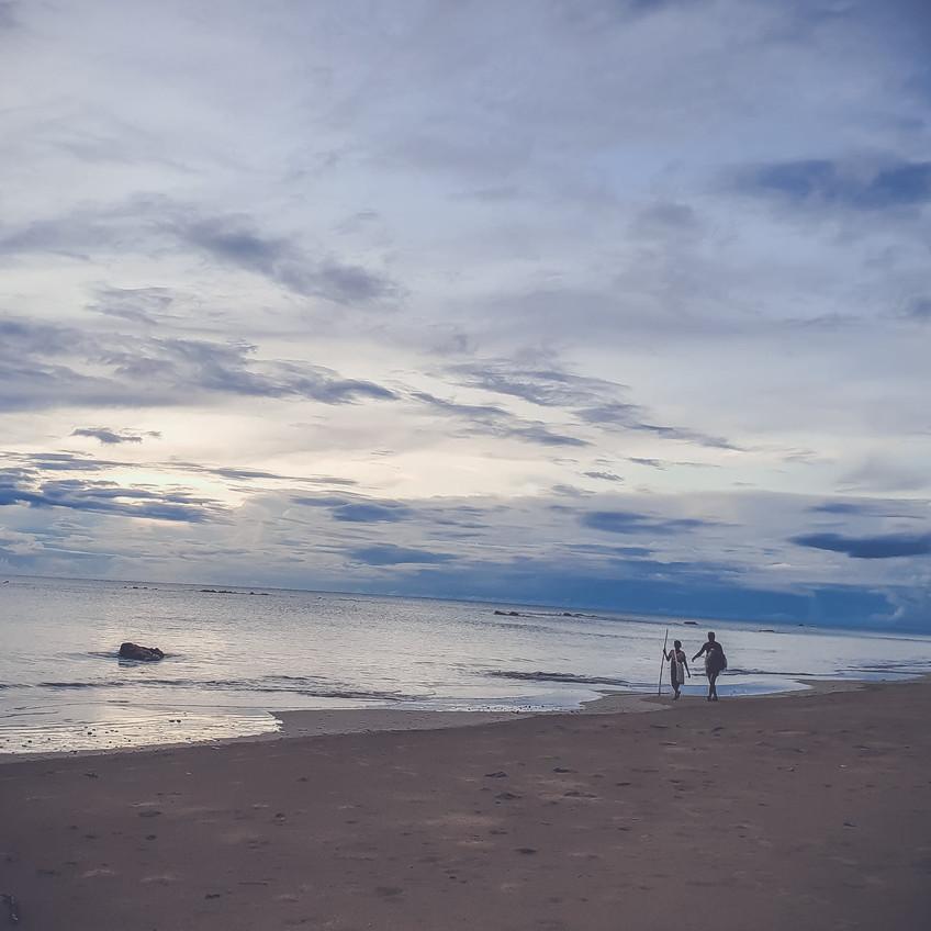 တံငါလင်မယားရဲ့ ညနေခင်း