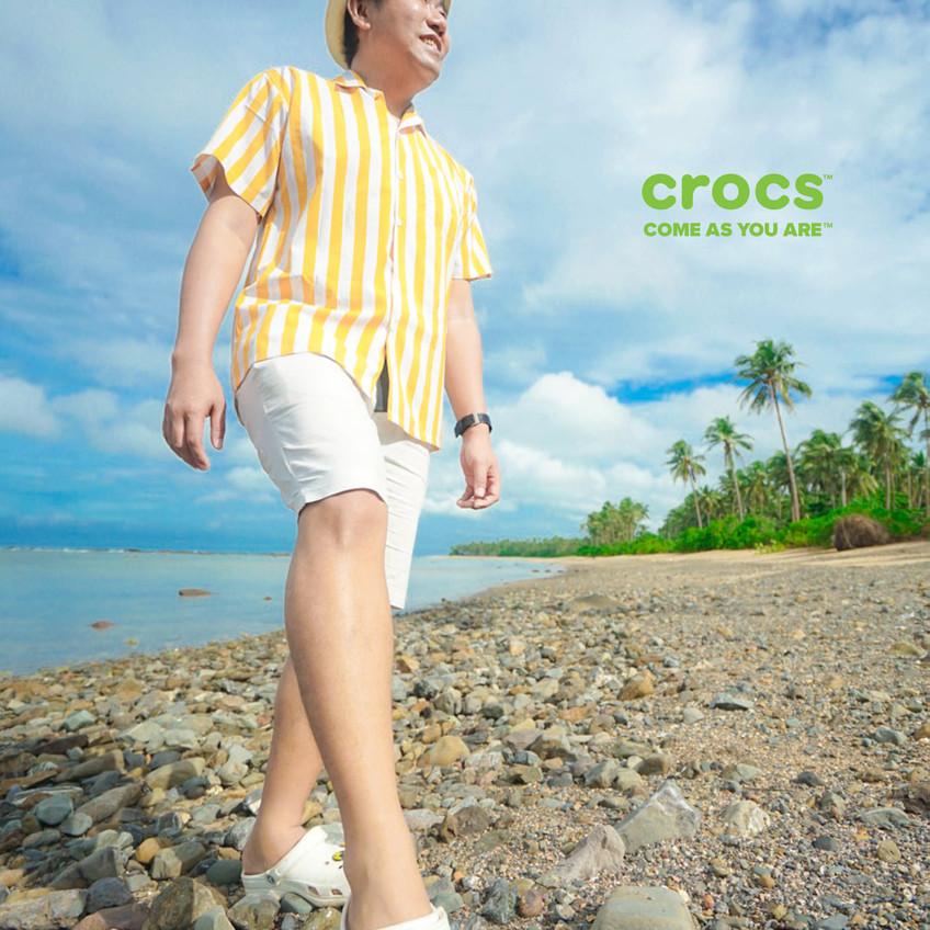 Crocs ရဲ့ Clogs ဖိနပ်