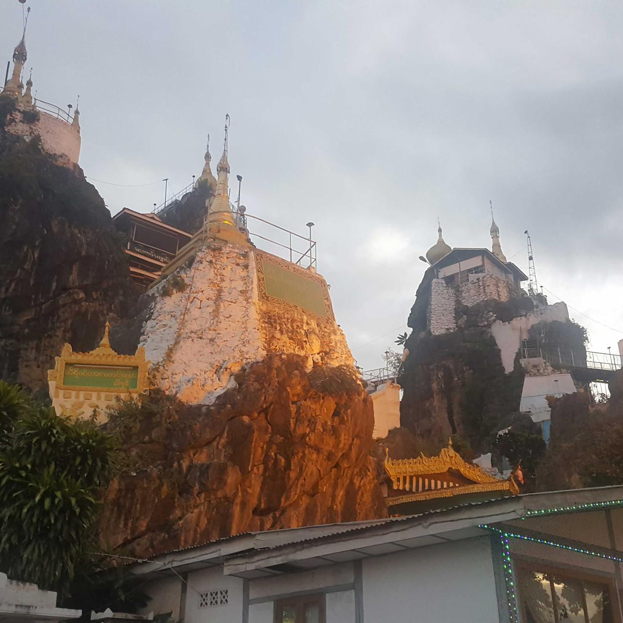 Taung Kwe or Thirimingalar Mountain