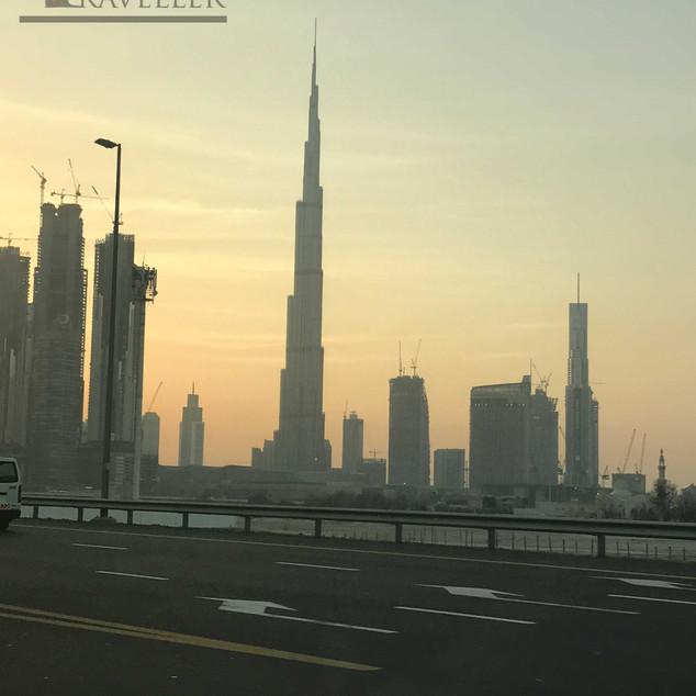 Dubai Sunset