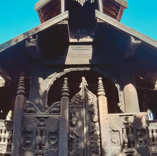 Bar Ga Yar Monastery