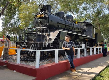 The Death Railway Museum in Thanbyuzayat