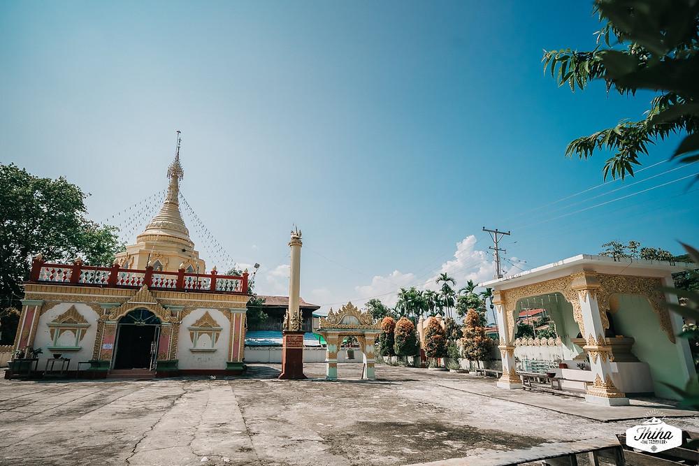 Myo Chat Aung Myay Pagoda