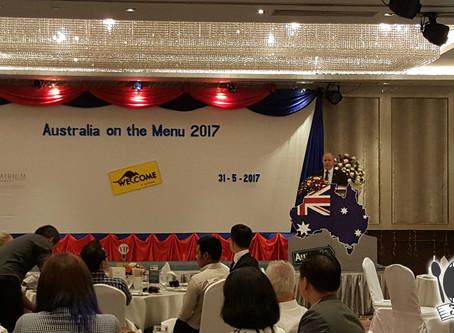 ၂၀၁၇ ခုနှစ်မှာ ပြန်လာတဲ့ Australia on the Menu