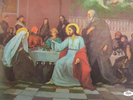 သမ္မာကျမ်းစာ ထဲ ခရီးသွားခြင်း (၈) | ယေရှုခရစ်တော် ပထမဆုံး တန်ခိုးပြရာ အရပ် ဆီ