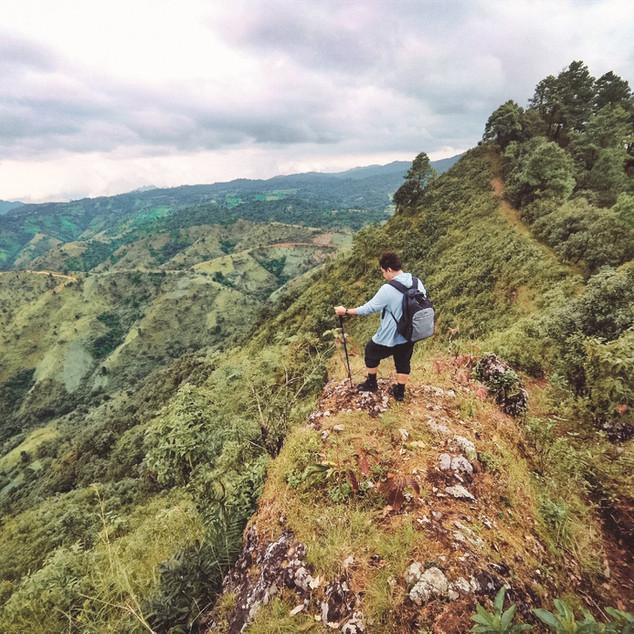 တောင်တက်တုတ်ကြောင့် ပိုအမောခံ