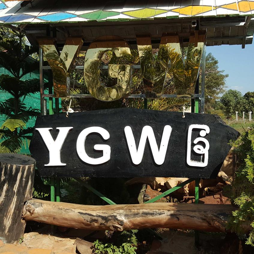 YGW Garden in Pyin Oo Lwin