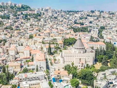 သမ္မာကျမ်းစာ ထဲ ခရီးသွားခြင်း (၄)   ယေရှုခရစ်တော်ရဲ့ ငယ်ဘဝ နာဇရက်မြို့လေး တခွင်
