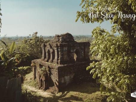 Tomb of Poet King Nat Shin Naung in Thanlyin