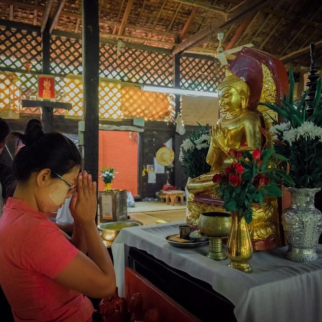 Bagan House ယွန်းအလုပ်ရုံထဲ လှည့်ကြည့်မိတော့...