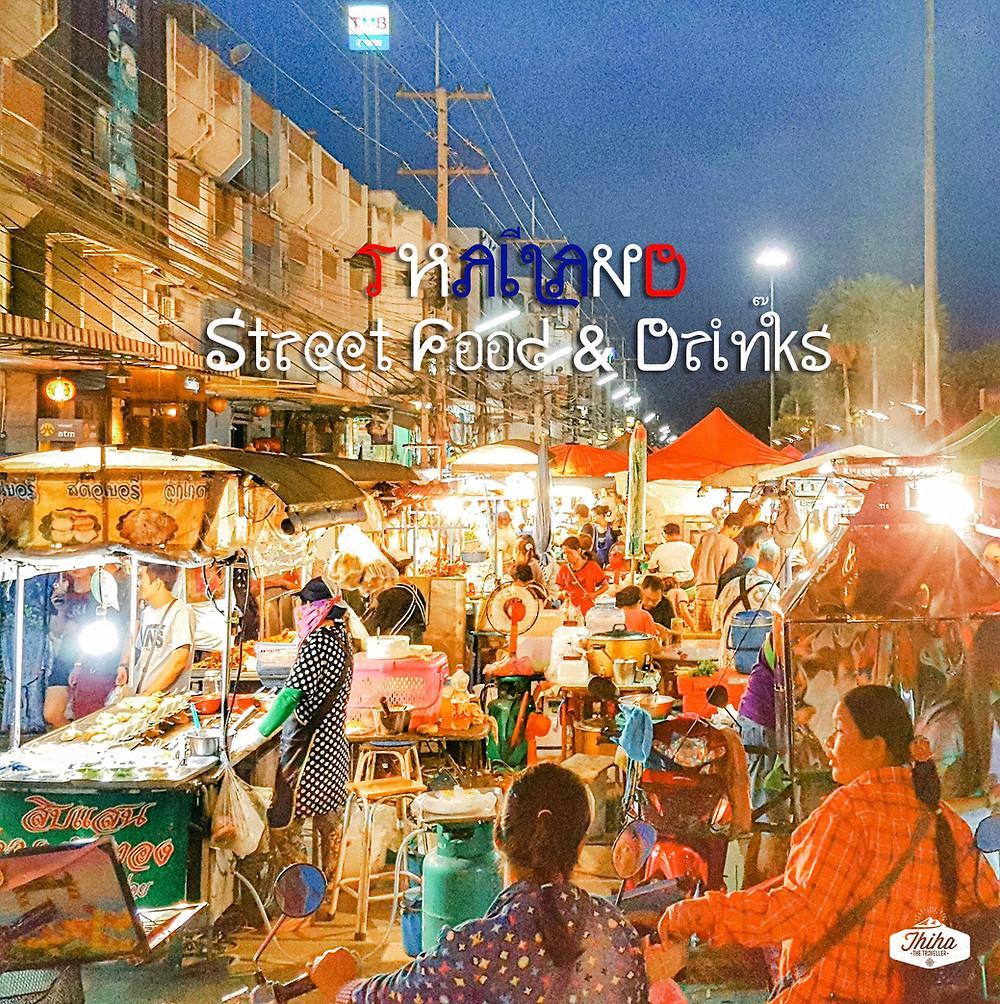 Thai Street Food & Drinks