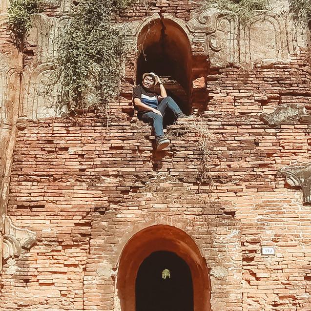 Win Ga Bar Monastery