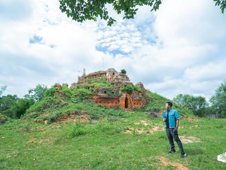 အောင်ပန်းမြို့၊ ငုံးသုံရွာ နားက ရှေးဟောင်းဘုရားတွေ