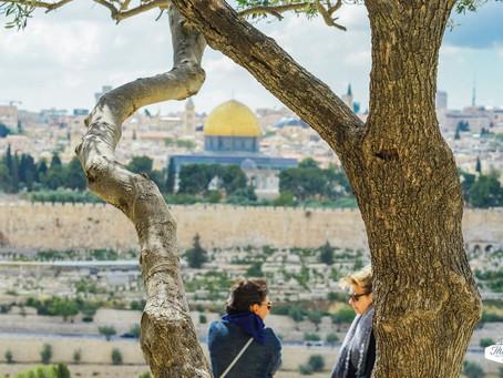 သမ္မာကျမ်းစာ ထဲ ခရီးသွားခြင်း (၁၁) | ဂျေရုဆလင် ရဲ့ အထင်ကရ အမှတ်အသား The Dome of the Rock