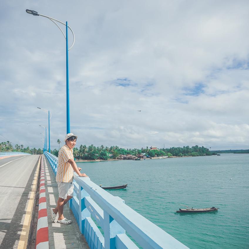 ရွှေသောင်ယံတံတား မကျီးချောင်း