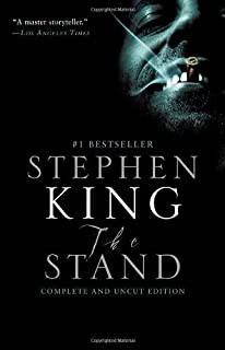 books, reading, horror books, It, Stephen King, The Stand, horror literature