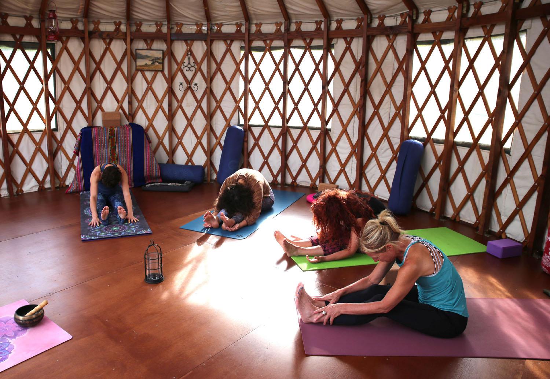 Yin Yoga Retreat 15-17 Nov 2019