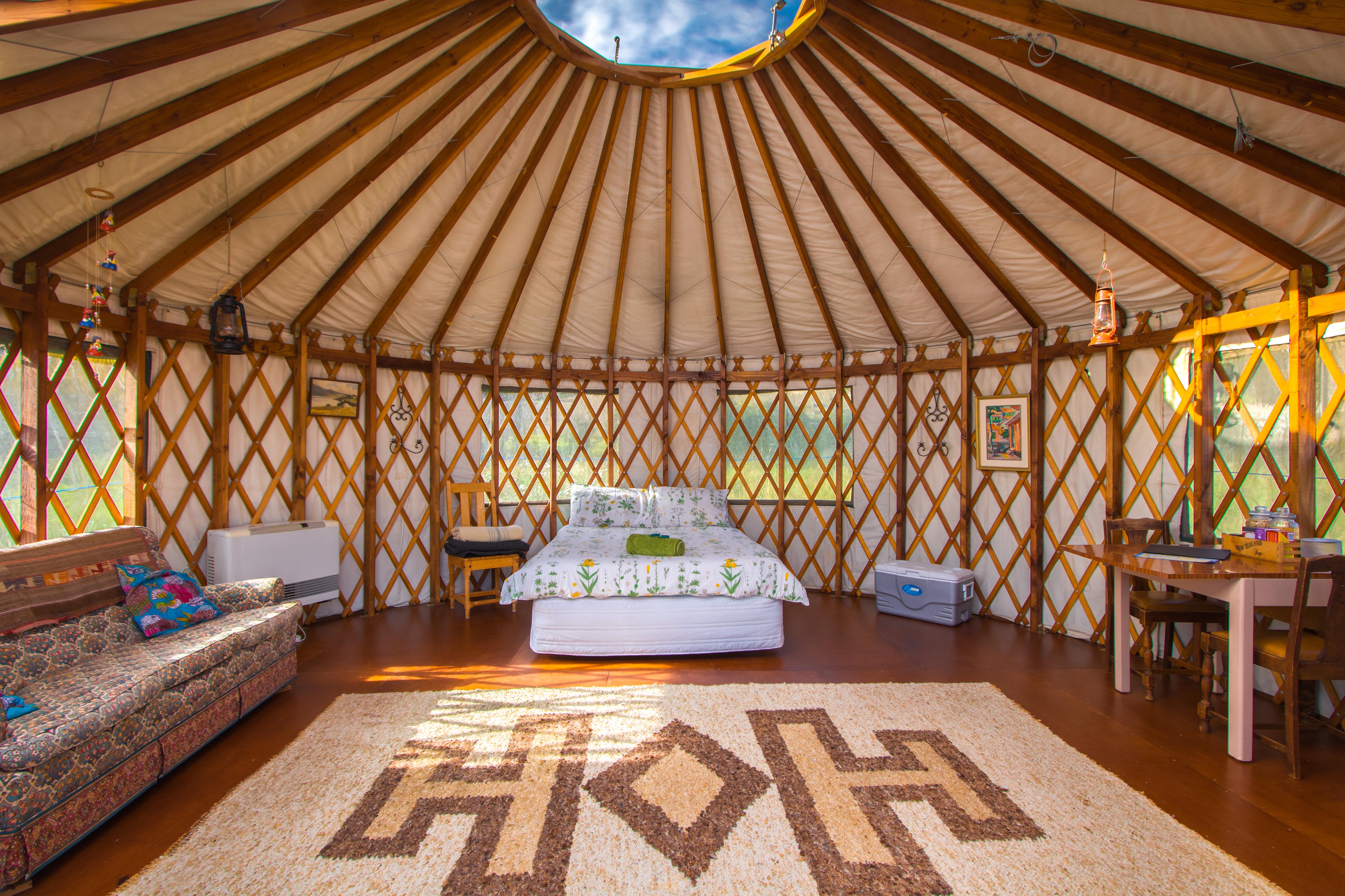 Yurt - Main View 2