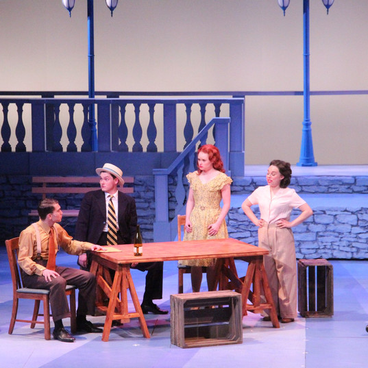 IU Theatre: Wonderful Town