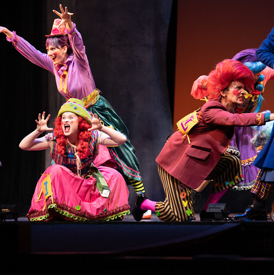 Utah Festival Opera and Musical Theatre: Mary Poppins