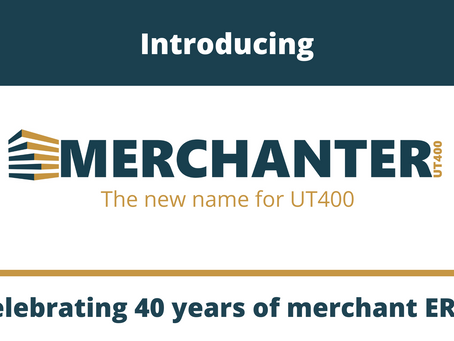 Merchanter: the new name for UT400