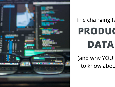 The changing face of product data (and why YOU need to know about it)