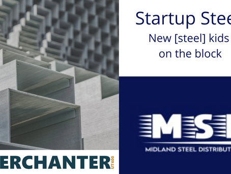 Startup Steel - the new steel distributor taking the Midlands (and the rest of the UK) by storm