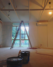 Renovations are well underway on the farmhouse in Kordabup!