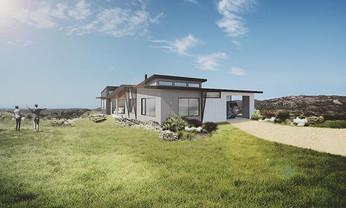 Parry's Beach Breaks Villa 2 - under construction