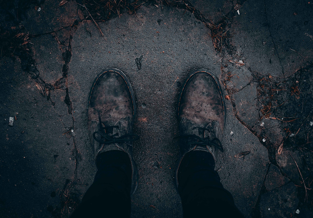 Tips and ways to disinfect and clean your shoes after work.
