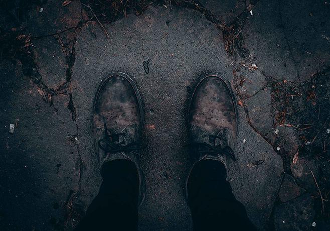 Muddy Schuhe
