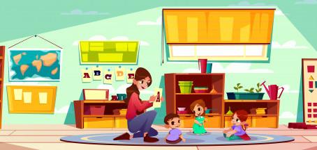 Como estimular as crianças a aprender inglês em casa