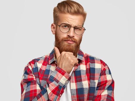 Tire a sua barba da rotina! 5 maneiras de inovar no visual e no estilo!