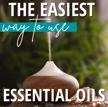 Essential Oil Diffuser: The Easiest Way to Use Essential Oils