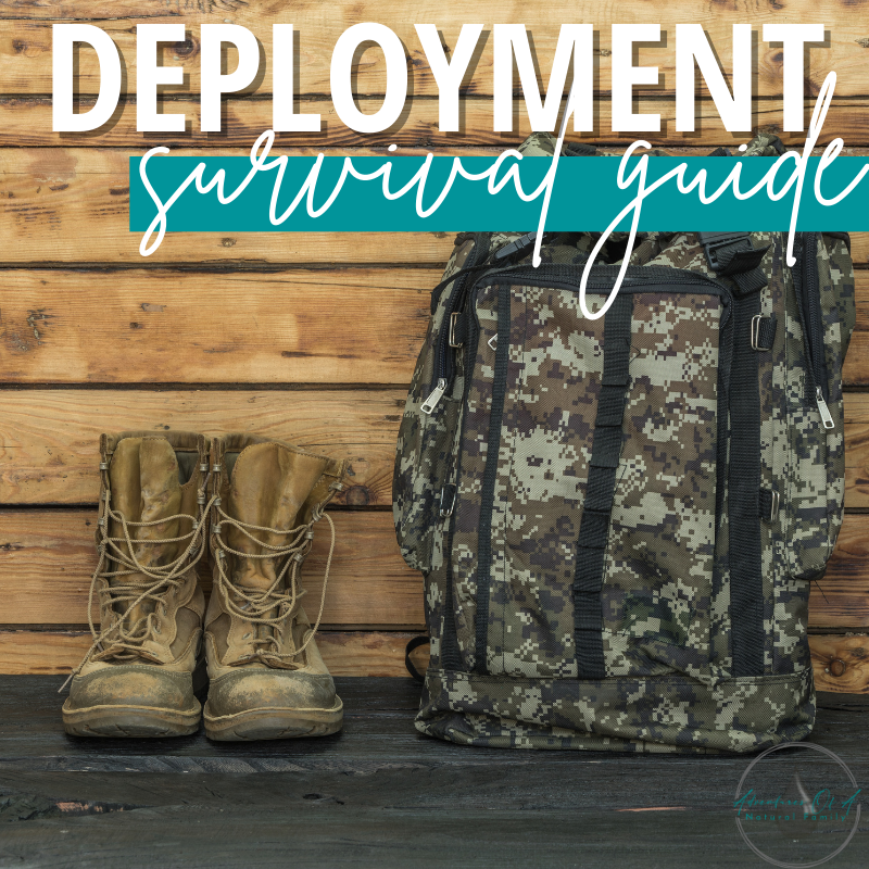 Deployment Survival Guide for Military Spouses