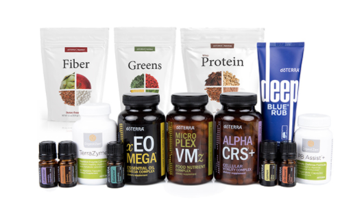 doterra healthy habits and nutrition kit