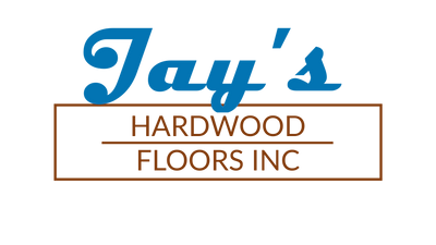 Jay's Hardwood Floors Inc. Logo Wheaton, Illinois