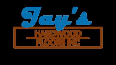 Jay's Hardwood Floors Inc. Logo Wheaton, Illinois