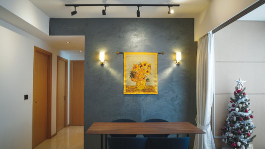 Momemto Feature wall