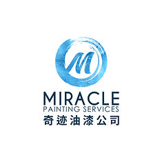 Miracle Painting Services Logo - Singapore Painting Company
