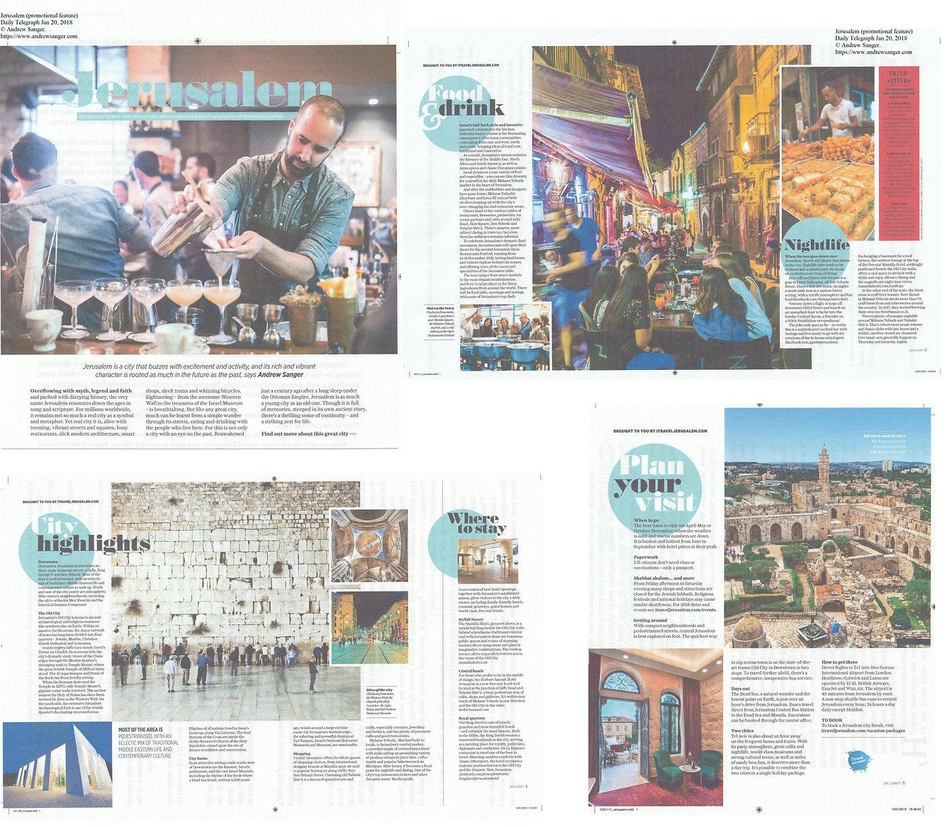 Jerusalem(c)AndrewSanger-DailyTelegraph-