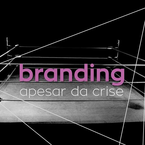 Branding - Apesar da Crise | 08h/aula | Sábado