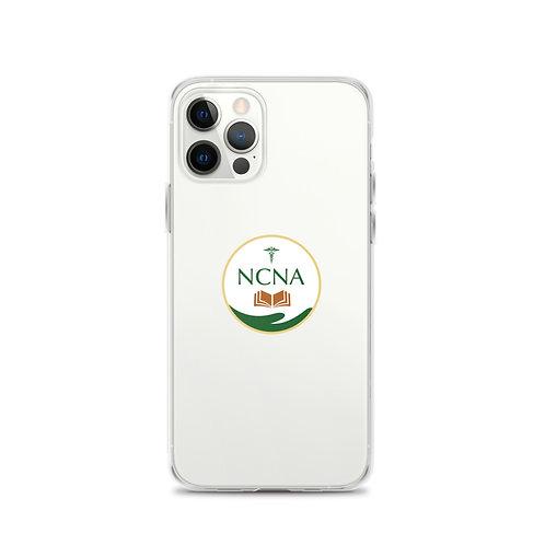 NCNA logo iPhone Case
