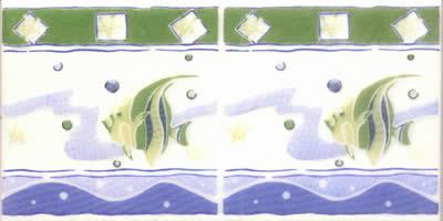 Burbujas Verde
