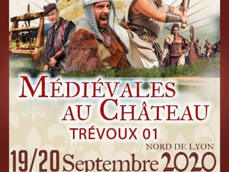 Fête Médiévale au Château de Trévoux