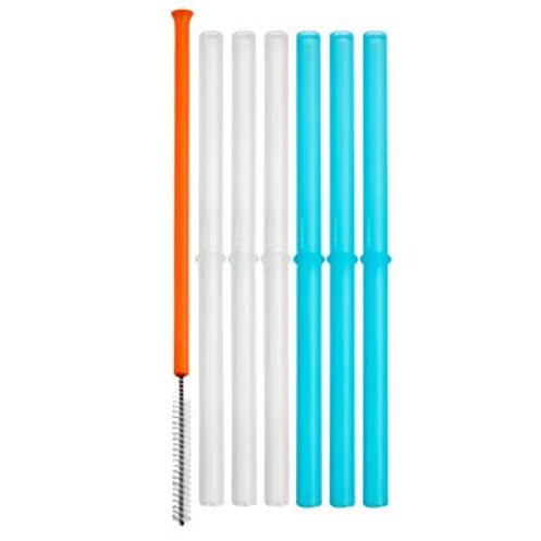 Boon Snug Silicone Straws