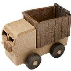 Luke's Toy Factory Natural Dump Truck